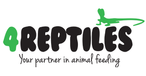 4Reptiles - Your partner in animal feeding